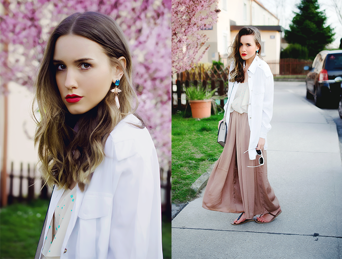 Fashion Blogger Outfit for spring