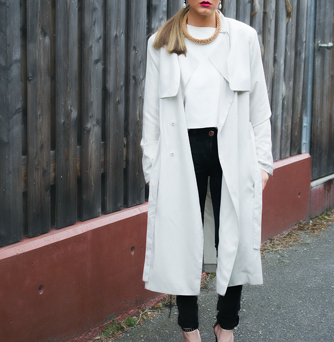 Black and White Outfit – Wie trägt man schwarz-weiß?