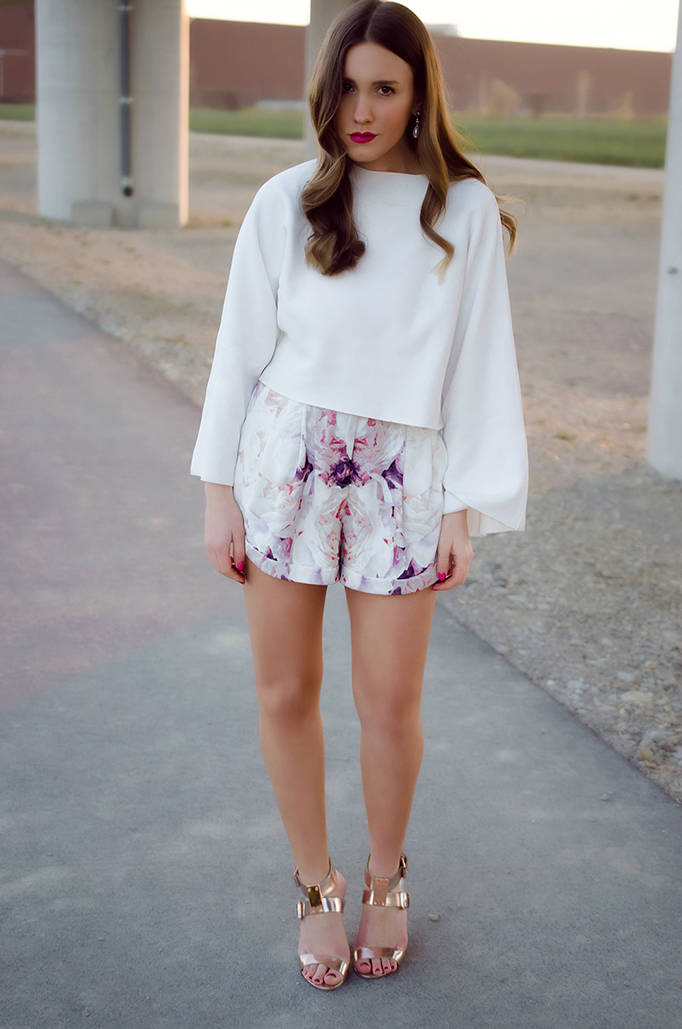 romantic outfit inspiration spring