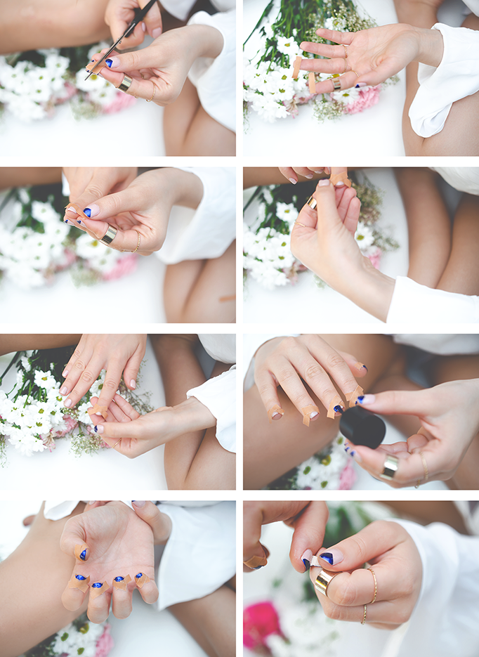 Nailart Tutorial Step by Step