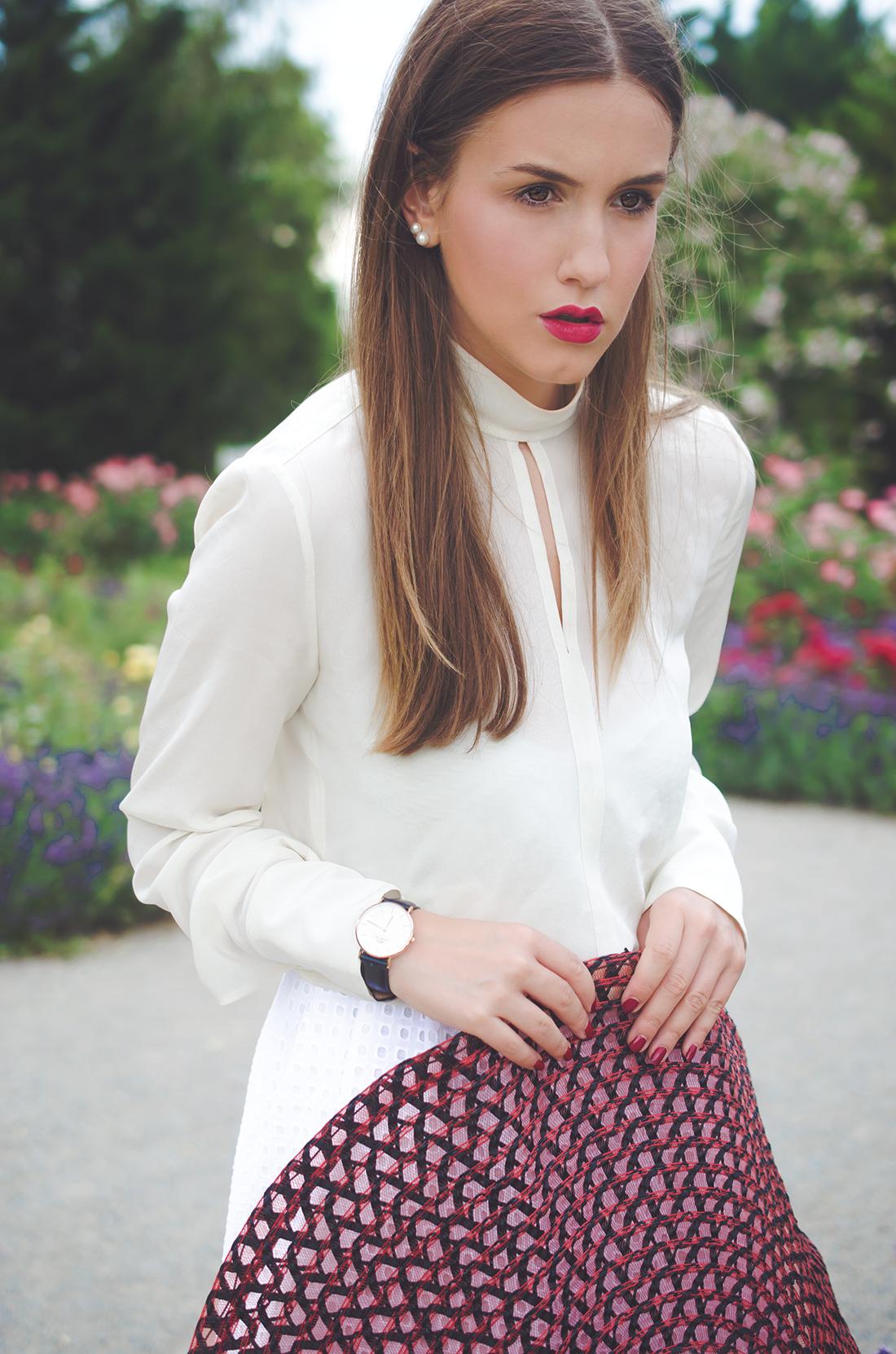 Joop blouse FW14