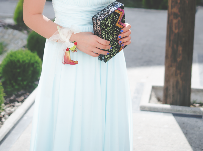 wedding outfit details