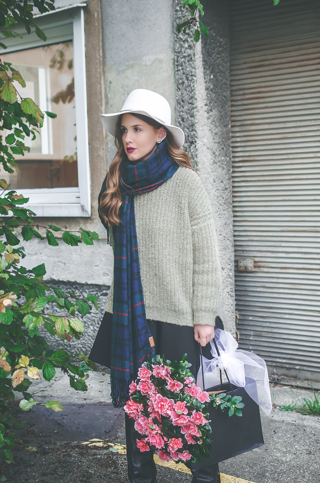 fall 2014 outfit - fashion blog - fleur de mode - hristina micevska