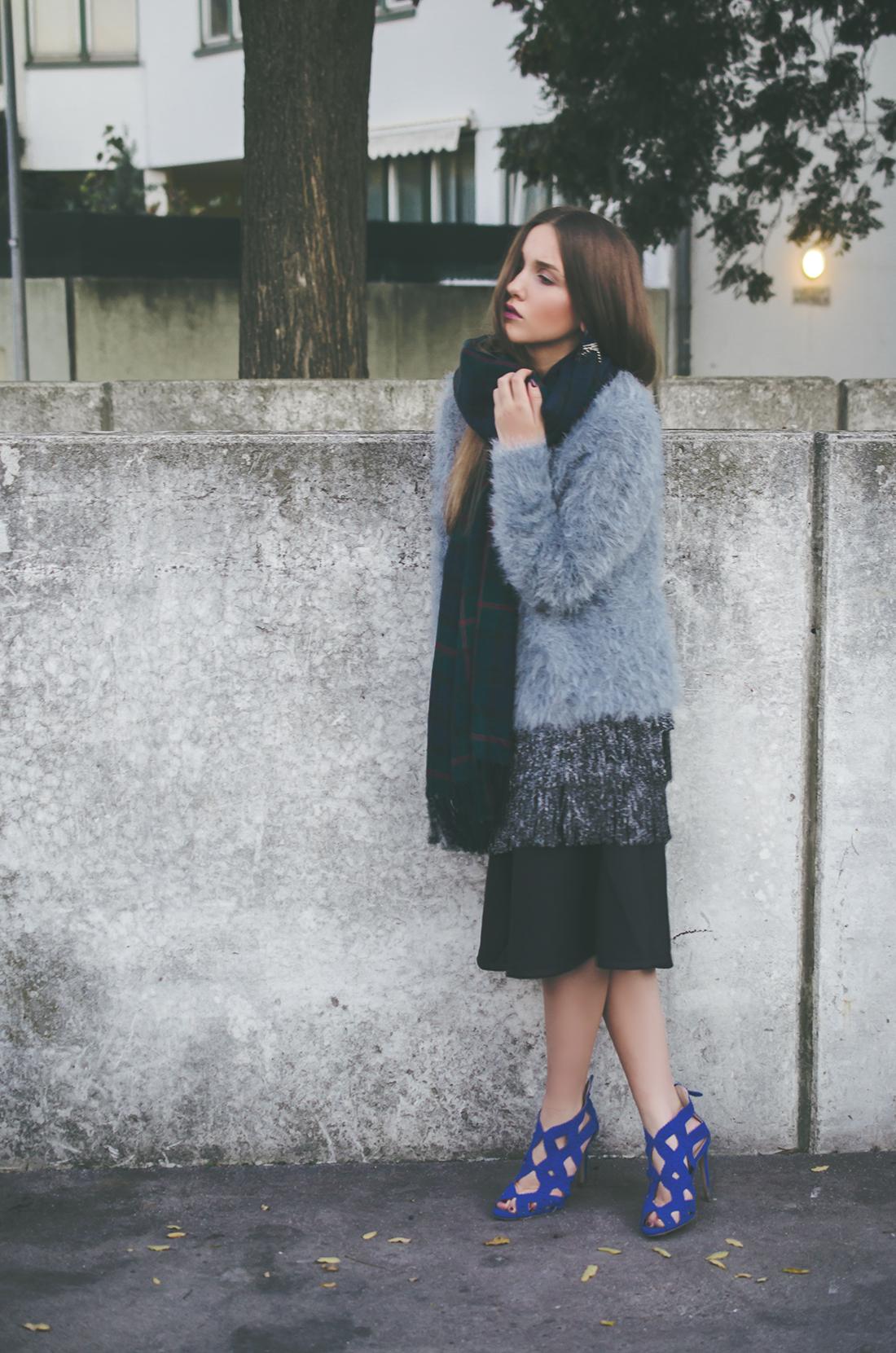 glam meets comfort - fleur de mode - hristina micevska