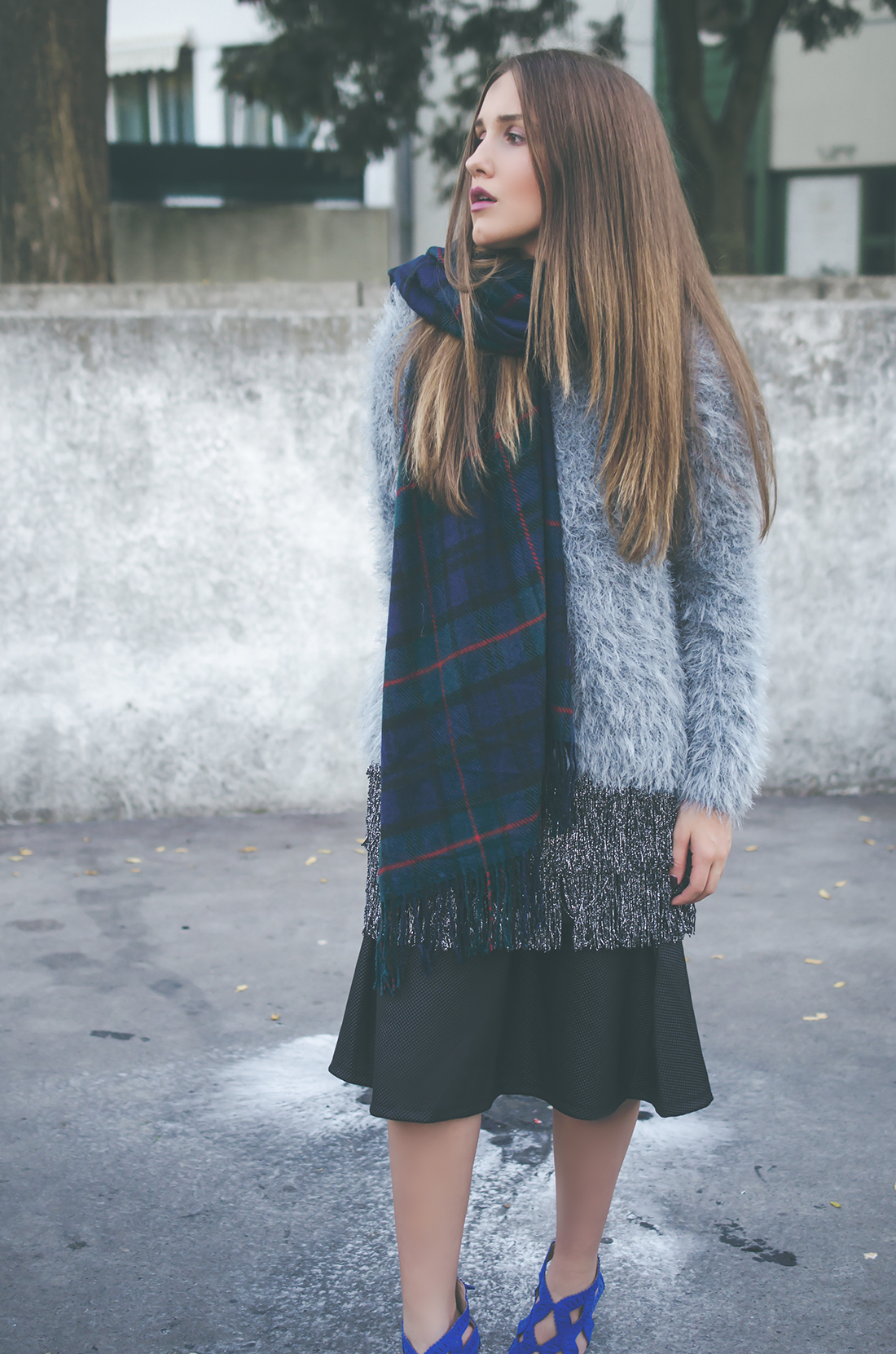 herbst 2014 outfit inspiration - fleur de mode - hristina micevska