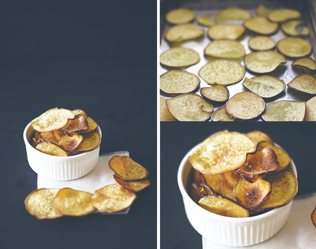 kartoffelchips ofen