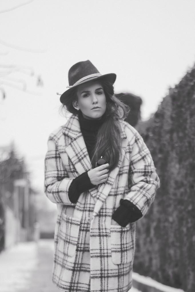 Hüte im Winter