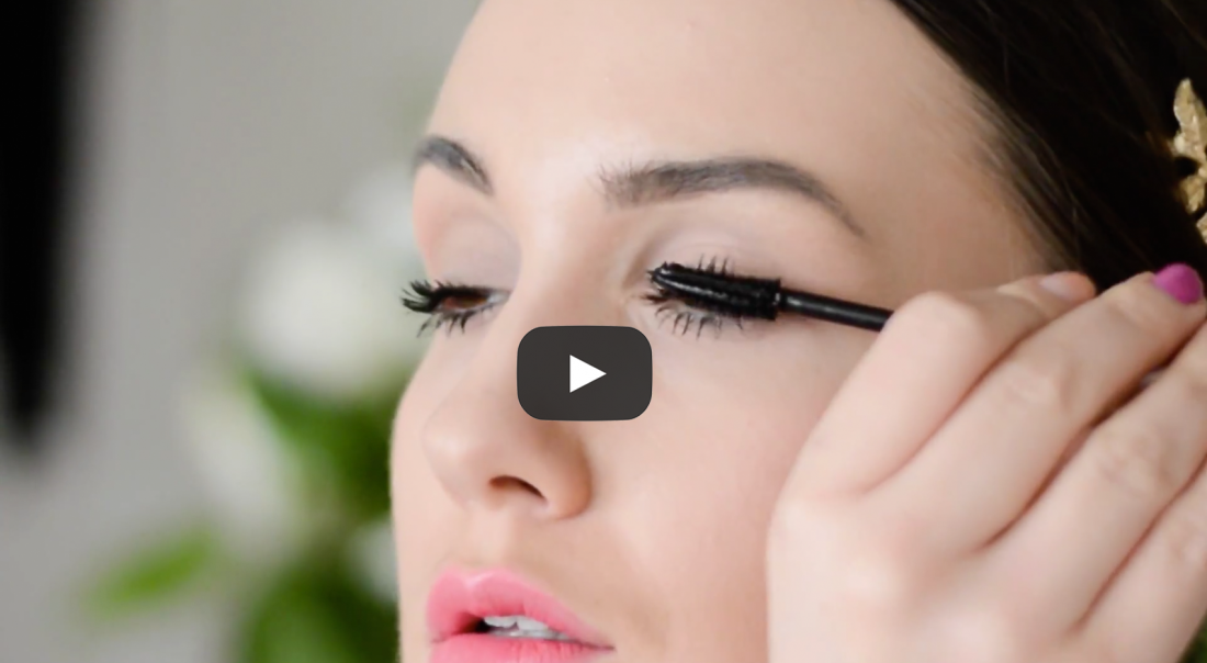 Lash Sensational Mascara Tutorial Maybelline New York