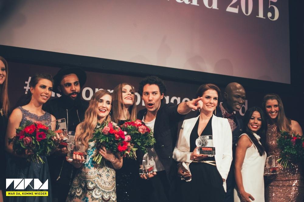 MADONNA Blogger Award Gewinner alle Kategorien