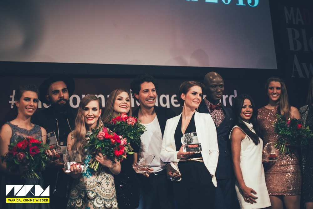 Madonna Blogger Award alle Gewinner