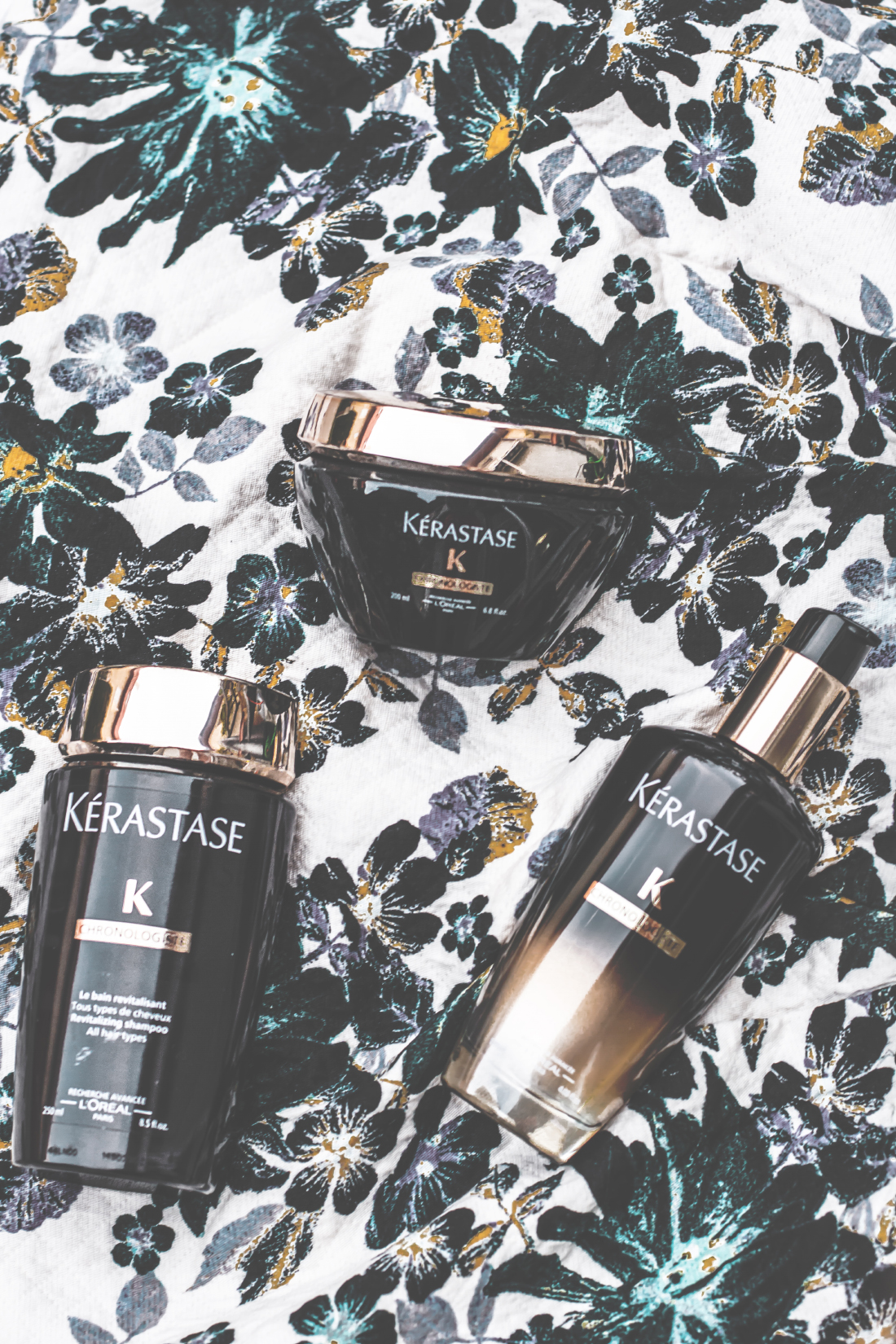 Kerastase Chronologiste Haarlinie