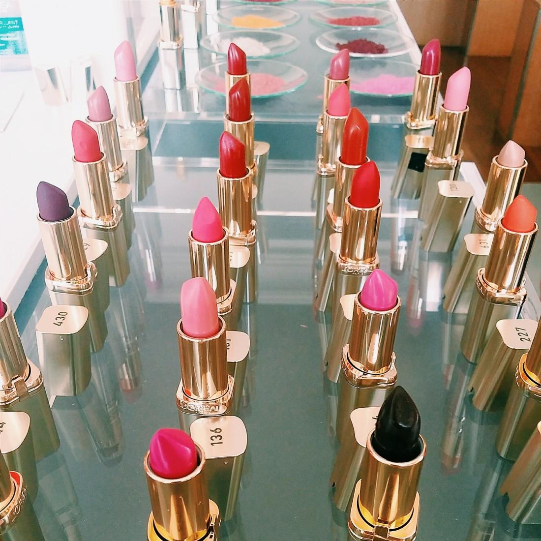 Schönsten Lippenstifte von L'Oreal Paris