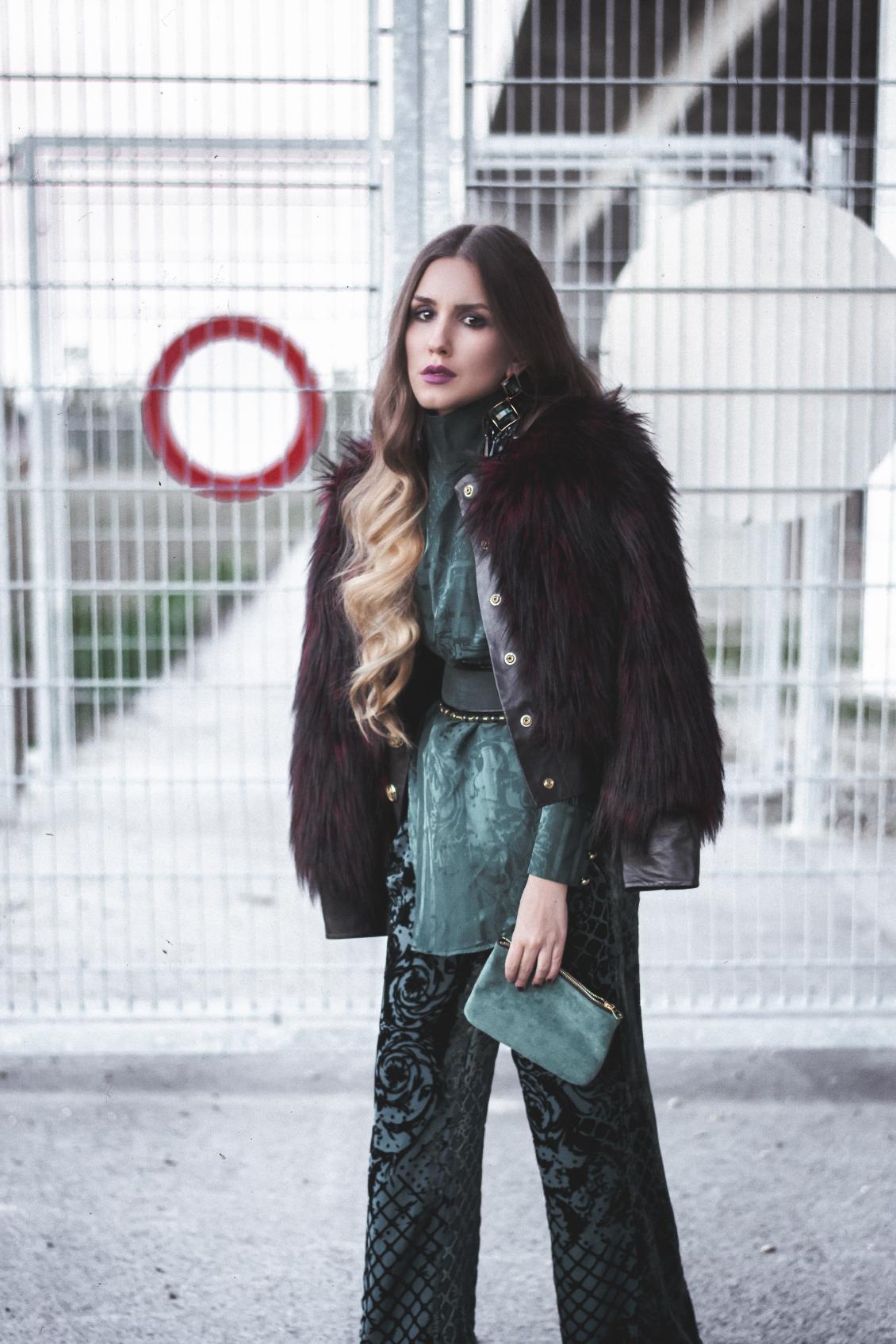 Balmain x H&M outfits