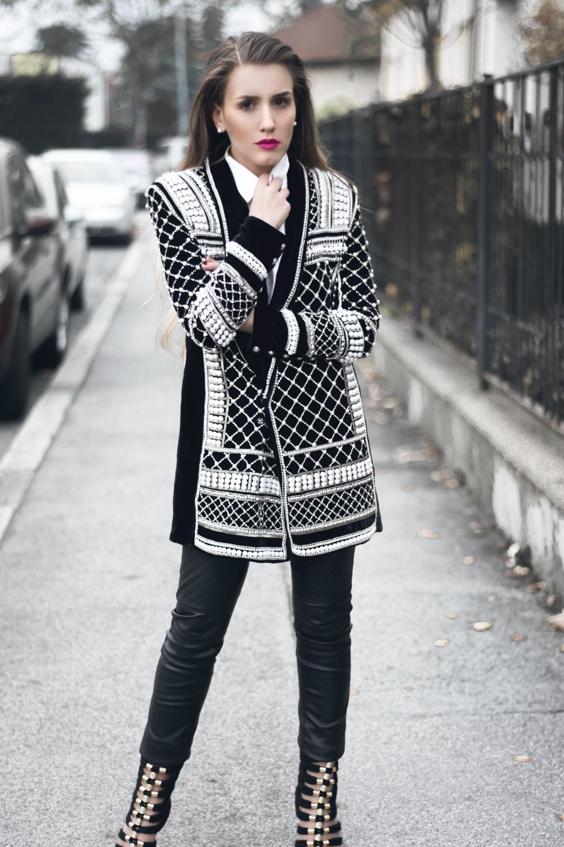 H&M Balmain Outfits