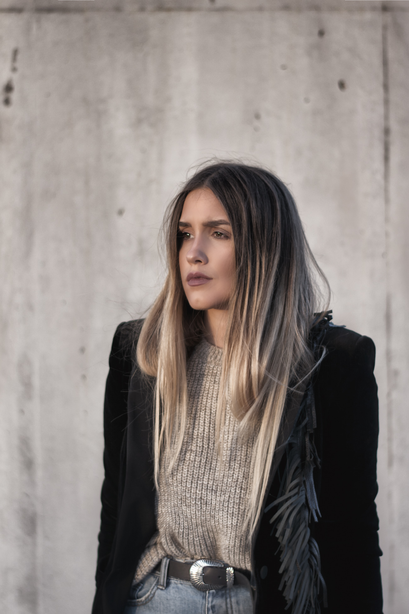 Blonde Balayage Hair - Trend to Try - aktuelle Modetrends @fleurdemode