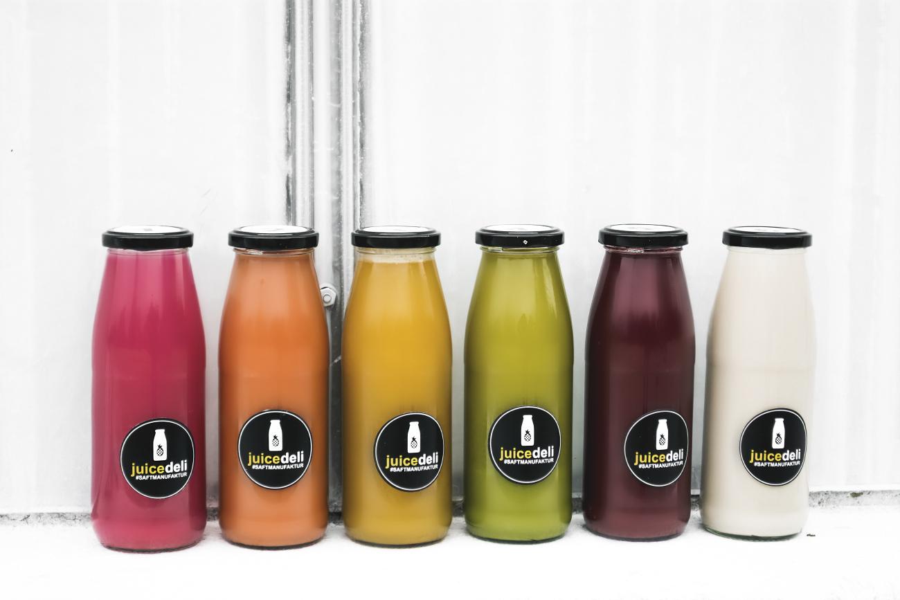 JuiceDeli Saftkur - alle Säfte Erfahrung - Review @fleurdemode
