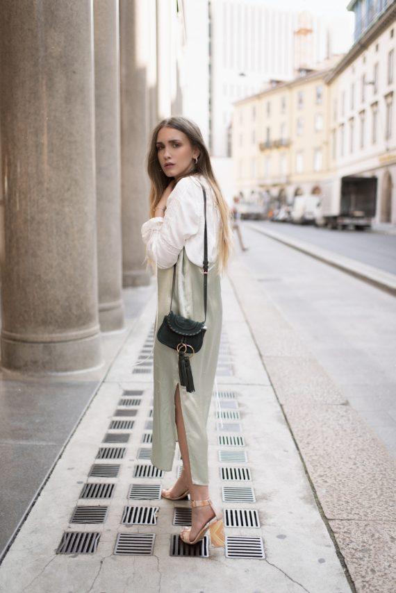 black and white outfit - wie trägt man schwarz-weiß?   fleur de mode, Hause ideen