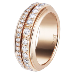 Ring Possession aus 18k Roségold