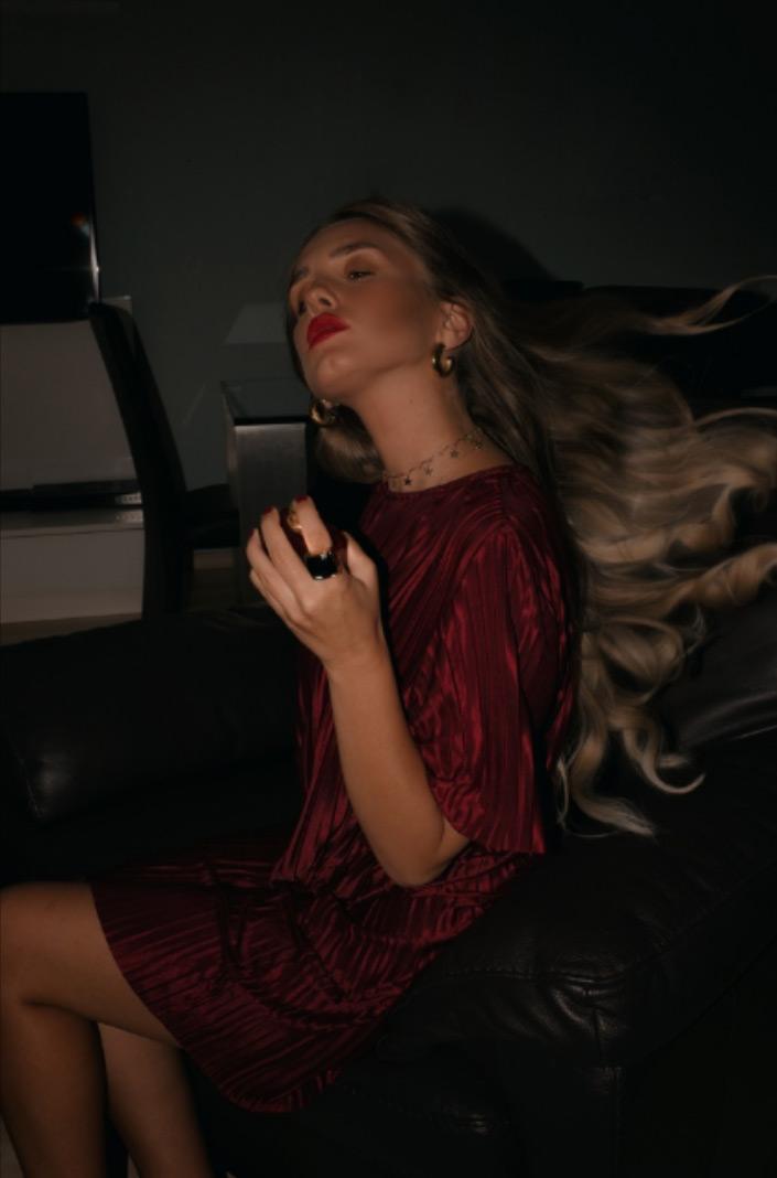 Michael Kors Kampagne zum neuen Duft Sexy Ruby