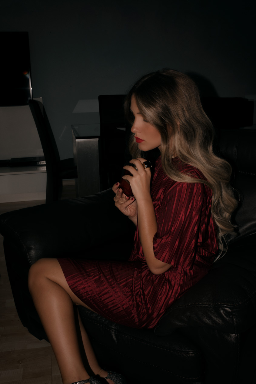 Herbstliches Parfum Sexy Ruby von Michael Kors